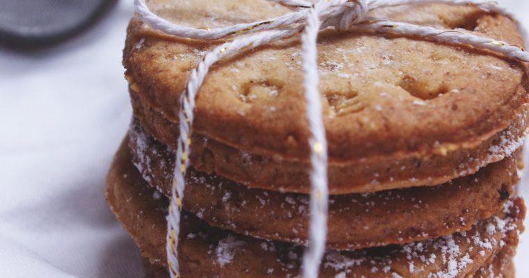Biscuits de Noël aux épices et au sirop d'érable